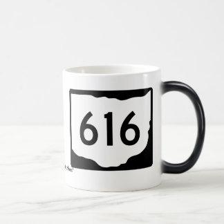 Ruta 616 taza mágica