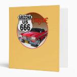 Ruta 666 de Arizona los E.E.U.U. - Christine
