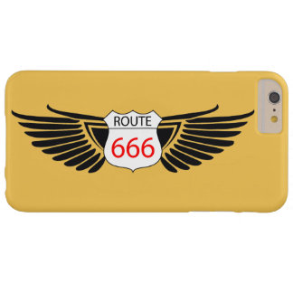 RUTA 666 FUNDA DE iPhone 6 PLUS BARELY THERE