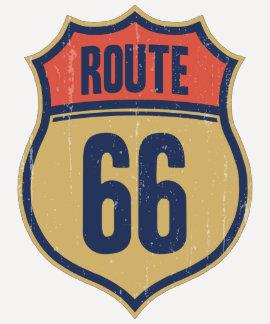 Ruta 66 -1014 playeras