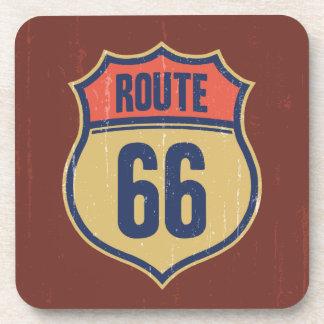 Ruta 66 -1014 posavasos