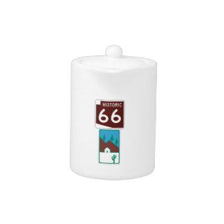 Ruta 66 - 66 históricos y camino escénico
