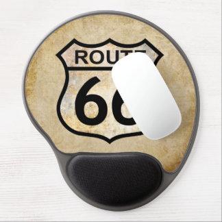 Ruta 66 alfombrilla con gel