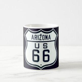 Ruta 66 Arizona Taza Clásica