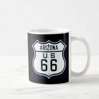 Ruta 66 Arizona Taza De Café