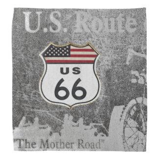 Ruta 66 bandanas