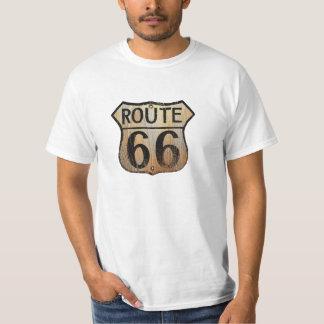 Ruta 66 - Camiseta del valor