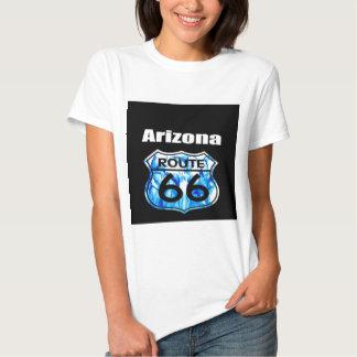 Ruta 66 de Arizona Camisas