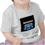 Ruta 66 de Arizona Camiseta
