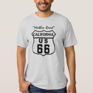 RUTA 66 DE LOS E.E.U.U. - CALIFORNIA PLAYERA