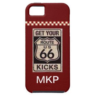 Ruta 66 iPhone 5 coberturas