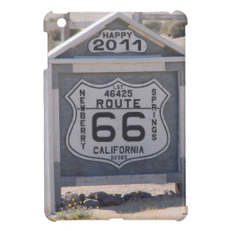 Ruta 66 iPad mini protector