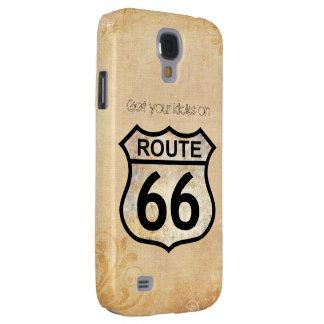 Ruta 66 funda para galaxy s4