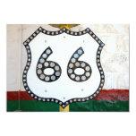 Ruta 66 invitación