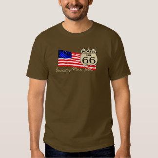 Ruta 66 - La calle principal de América Camisas