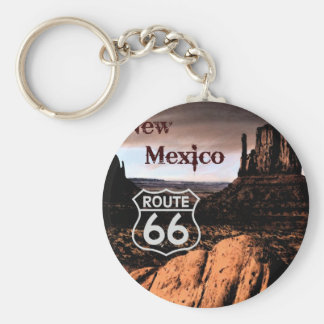 Ruta 66 New México Llavero