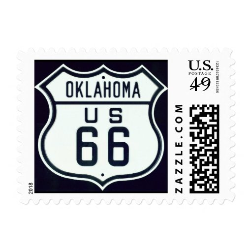 Ruta 66 Oklahoma Sellos