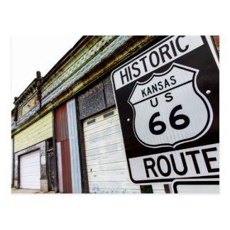 Ruta 66 postal
