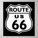Ruta 66 poster
