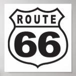 Ruta 66 posters