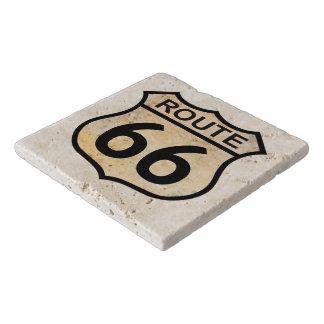 Ruta 66 salvamanteles