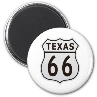 Ruta 66 Tejas Iman De Nevera