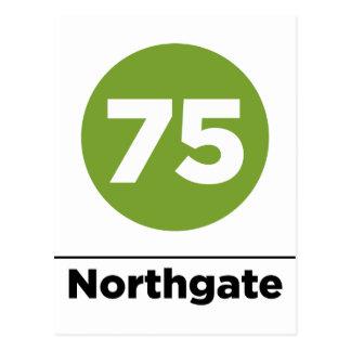 Ruta 75 Northgate Postales