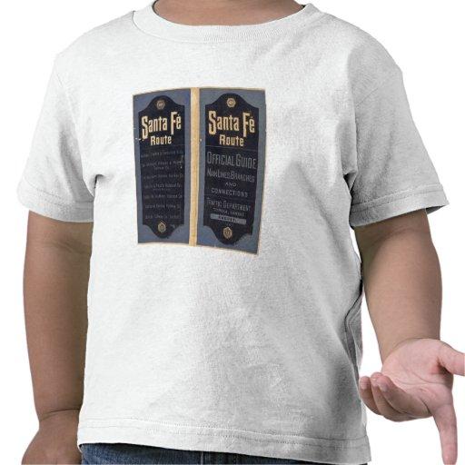 Ruta del FE de Sante, California Camiseta