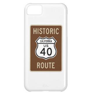 Ruta histórica 40 (California) de los E.E.U.U. de
