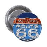 Ruta histórica 66 pin