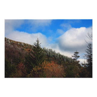 Ruta verde azul de Ridge Impresiones
