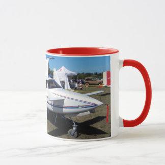 Rutan Pusher Airplane Mug