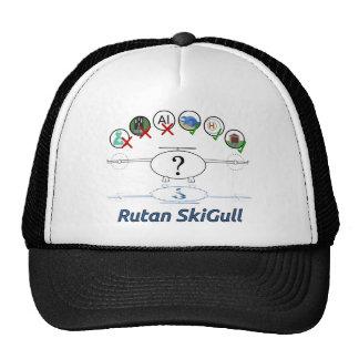 Rutan SkiGull (Pre-reveal) Trucker Hat