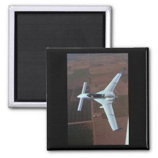Rutan, Vari-EZE, 1978_Classic Aviation Magnet