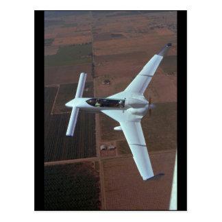 Rutan, Vari-EZE, 1978_Classic Aviation Postcard