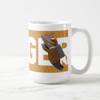 Rutger Flying Coffee Mug