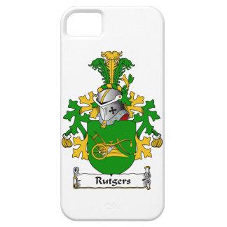 Rutgers Family Crest iPhone SE/5/5s Case