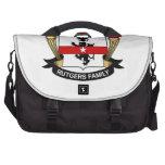 Rutgers Family Crest Laptop Messenger Bag