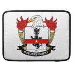 Rutgers Family Crest MacBook Pro Sleeves