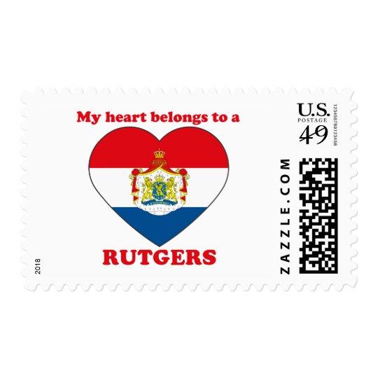 Rutgers Postage
