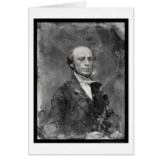 Rutgers President Charles West Daguerreotype 1846 Card