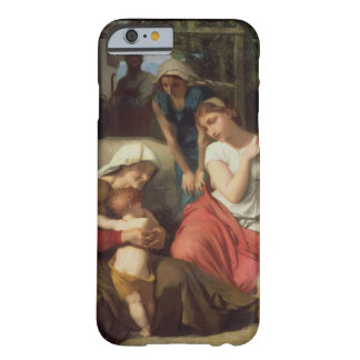 Ruth and Naomi, 1859 (oil on canvas) iPhone 6 Case