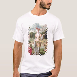 Ruth and Naomi in the field of Boaz, c.1530-40 T-Shirt