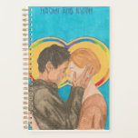 "Ruth and Naomi Planner<br><div class=""desc"">A planner for setting up dates,  meetings,  and outings featuring queer saints Ruth and Naomi.</div>"