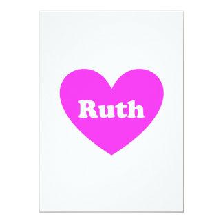 Ruth Card