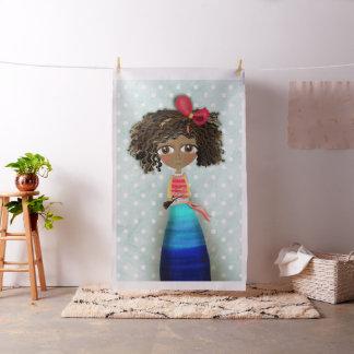 Ruth Fitta-Schulz - Art Doll Home Decor Africa Fabric