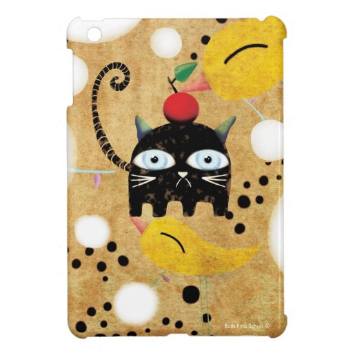 Ruth Fitta Schulz iPad Mini Cases