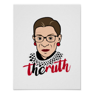 Ruth - The Ruth is Truth --  Poster
