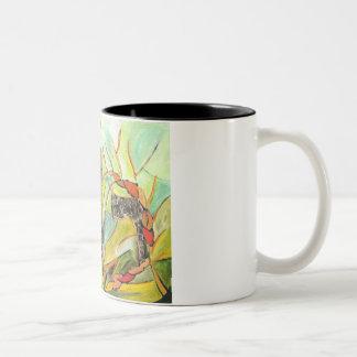 Ruth Two-Tone Coffee Mug