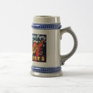 Ruth Will s Crawfish Party stein Coffee Mugs